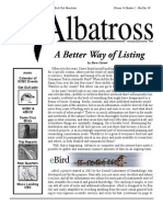 November-December 2009 The Albatross Newsletter ~ Santa Cruz Bird Club