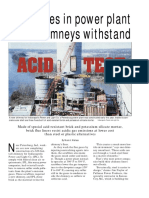 Concrete Construction Article PDF_ Brick Flues in Power Plant Chimneys Withstand Acid Test