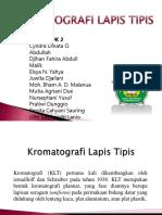 Kromatografi Lapis Tipis PPT