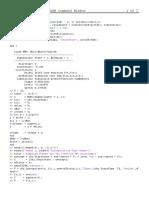 Mat Code Swap