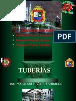 Tuberia Para Exponer MATERIALES