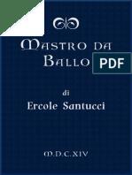 Mastro Da Ballo by Ercole Santucci