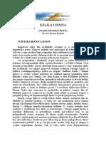 Kelila i Dimna - stare indijske price