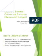 Commercial Law Slides Evidential and Contractual Estoppel Mar 18.pptx