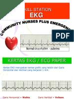 SKILL EKG