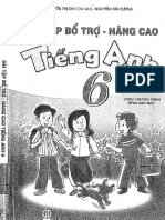Bài tập bổ trợ - nâng cao Tiếng Anh 6-7 (CT Mới)
