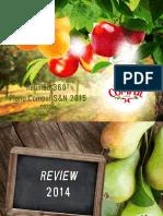 Brand Plan 2015_Compal S&N - Reunião 360º