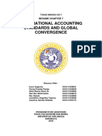 Ch 7 International Accounting Standards and Global Convergence