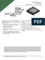 DS_FT602Q IC Datasheet