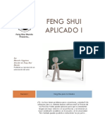 FENG SHUI ESTUDIANTES