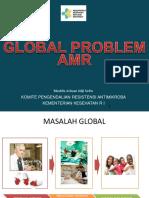 Global Problem AMR WS PPRA 2018