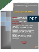 ANALISIS DE FODA DE LA EMPRESA CONSTRUCTORA FIC.docx