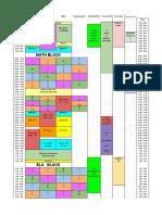 portfolio schedule - sheet1