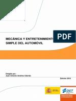 Mecanica y Entretenimiento Simple Del Automovil