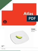 Atlas Porciones de consumo habitual Graficadas