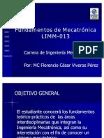 Curso Fundamentos de Mecatronica IMC315