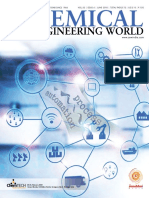 Chemical Engineering World - July 2018