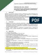 Directiva de Ejecucion y Liq Obras