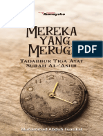 e-book gratis - Mereka yang Merugi - Muhammad Abduh Tuasikal.pdf