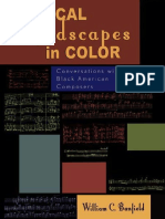 [William C. Banfield] Musical Landscapes in Color