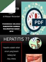 Penyuluhan-hepatitis Nila