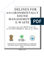 27.06.08 Guidelines for E-Waste