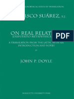 [John P. Doyle, John P. Doyle] on Real Relation a
