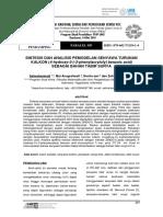 Salmahaminati Sintesis Dan Analisis Pemodelan Senyawa Turunan Kalkon 4 Hydroxy 3 3 Phenylacryloly Benzoic Acid Sebagai Bahan Tabir Surya 1