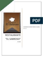 Restaurante El Sabroso