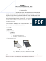 Practica 1 Calentadores Solares