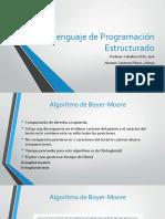 Lenguaje de Programación Estructurado