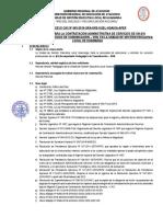Proceso Cas Nº 065-2018
