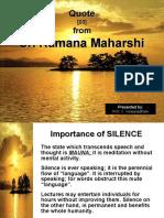 2010_Oct_08 - Quote From Sri Ramana Maharshi - 03 -