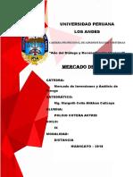 Los Bonos en El Peru