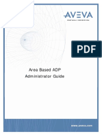 AVEVA Area Based ADP Admin Guide