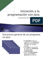 01 Estructura de Un Programa