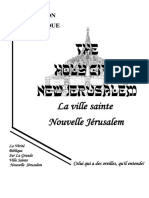 The Holy City, New Jerusalem (French Translation)
