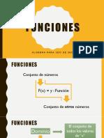 Funciones i - 2do Sec.