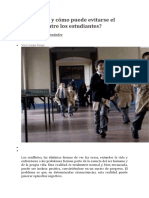 Qué causa y cómo puede evitarse el conflicto entre los estudiantes.docx