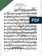 Mozart Oboenquartett