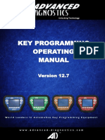 Key Prog Operating Manual