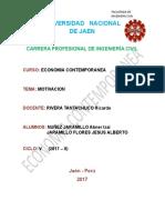 Motivacion,, Informe de Economia.. Izai