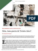 El Dipló _ Siria, ¿una guerra de Treinta Años_.pdf