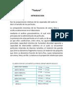 Informe TEXTURA