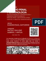 Call for Papers - Revista de Derecho Penal y Criminología - La Ley Thomson Reuters - Argentina