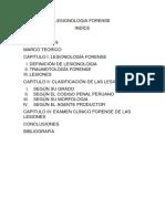 LESIONOLOGIA FORENSE