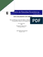 TESIS BASADA EN ESTUDIOS DE AUDITORIA (AUDIT STUDIES)