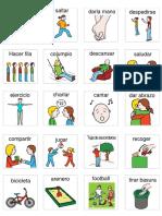 Pigtogramas rutinas y conductas