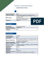 Anexo 32 DMEE QSMA14 Fichtecegb 20150403