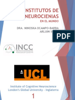 institutos de neurociencia en el mundo